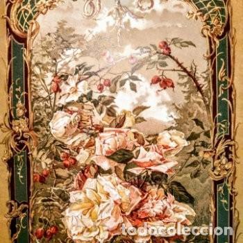 Arte: Precioso Grabado Art Nouveau circa 1900 Antique Unique - Foto 4 - 288861053
