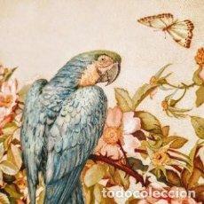 Arte: PRECIOSO GRABADO ART NOUVEAU CIRCA 1900 ANTIQUE UNIQUE. Lote 288862123
