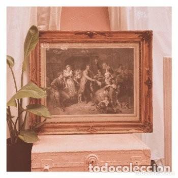 Arte: Gran Grabado Francés s.XIX ANTIQUE UNIQUE - Foto 7 - 288979518
