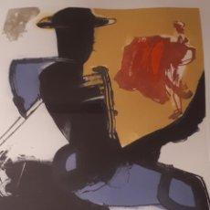 Arte: JOAQUÍN CAPA. GRABADO AL AGUA-FUERTE.. Lote 289229193