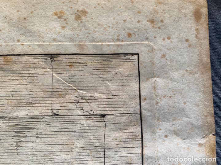 Arte: BARTOLOMEO PINELLI , ETCHING 1815 ROMA , COMITIVA , GRABADO DE 1815 - Foto 6 - 289814043