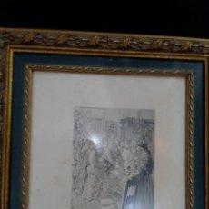 Arte: W. BARBOTIN. GRABADO.. Lote 293862083
