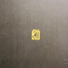 Arte: CARPETA DE TRES LITOGRAFÍAS ORIGINALES (SUBIRACHS - FANDOS - ARMENGOL ). Lote 295514343
