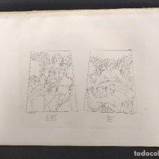 Arte: EL SOL Y VENUS, RAFAEL SANZIO, GRABADO COBRE Nº 168, FIRMIN DIDOT 1844. MITOLOGICO. Lote 297167103