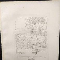 Arte: VENUS A CITERA, RAFAEL SANZIO, GRABADO COBRE Nº 171, FIRMIN DIDOT 1844. MITOLOGICO. Lote 297173578