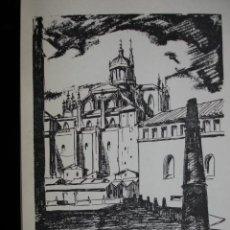 Arte: DIBUJO CORIN 18.5X11.AÑOS 1950. Lote 29760553