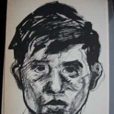 Arte: DIBUJO F HIGUERAS.EL RAFAELIN MAYORA CRISTINO .18.5X11.AÑOS 1950. Lote 173380297