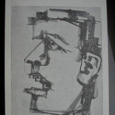 Arte: DIBUJO MIGNONI 57 .18.5X11. AÑOS 1950. Lote 88379904