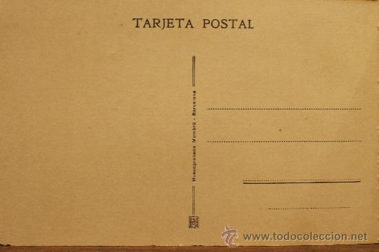 Arte: ANTIGUAS POSTALES EN HUECOGRABADO DEL HOSPITAL DE SANTA CARIDAD DE SEVILLA SERIE 2ª - Foto 4 - 30575022