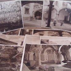 Arte: LOTE 11 FOTOGRAFIA POSTAL - HUECOGRABADO MUMBRU - WINOCIO FORTEZA - LEON MALLORCA POLLENSA OLEZA. Lote 36833833