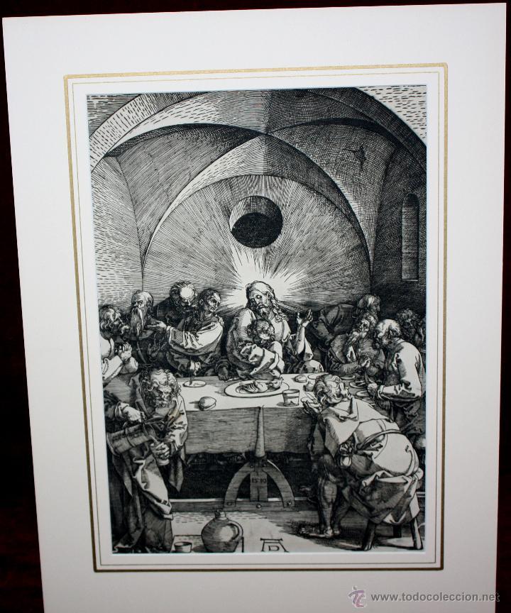 Arte: HUECOGRABADO DE ALBERTO DURERO DEL SIGLO XIX - Foto 4 - 51251842