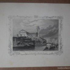 Arte: LÁMINA DE VENECIA. AÑOS 70. Lote 56690297