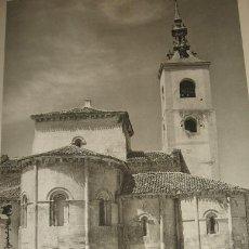 Arte: SEGOVIA IGLESIA HUECOGRABADO AÑOS 40. Lote 58161347