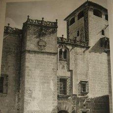 Arte: CACERES PALACIO HUECOGRABADO AÑOS 40. Lote 58191091