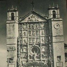 Arte: VALLADOLID SAN PABLO HUECOGRABADO AÑOS 40. Lote 58191203