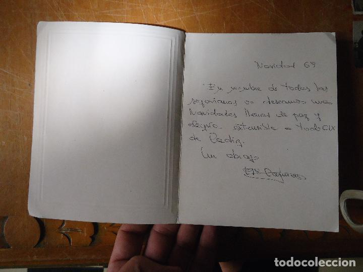 Arte: huecograbado segovia , puerta de san andres . 1969 - Foto 2 - 61536988