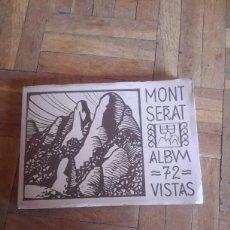 Arte: ALBUM DE MONSERRAT 72 VISTAS . Lote 96676612