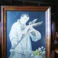 Arte: SAN LUIS GONZAGA S:XIX.. Lote 103306399