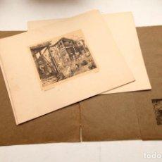 Arte: ROURA OXANDABERRO : EL GUAYAQUIL ROMANTICO - FOLK-LORE - FOLKLORE - 1927. Lote 133189262