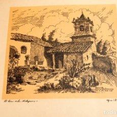 Arte: ROURA OXANDABERRO : QUITO MONUMENTAL - FOLK-LORE - VOL. II - 1927 DEDICATORIA AUTOGRAFA DEL AUTOR. Lote 133189862