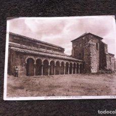 Arte: HUECOGRABADO MUMBRÚ, BARCELONA. (LEÓN, MONASTERIO DE SAN MIGUEL ) FOTO WINOCIO. 23 X 17CM.. Lote 136211490