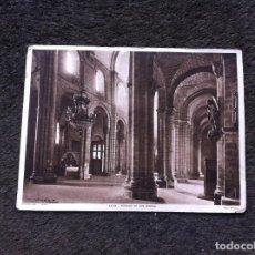Arte: HUECOGRABADO MUMBRÚ, BARCELONA. (LEÓN, INTERIOR DE SAN ISIDORO ) FOTO WINOCIO. 23 X 17CM.. Lote 136211814