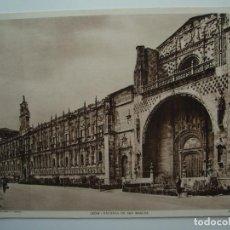 Arte: LOTE DE 6 HUECOGRABADOS DE LEÓN, ESPAÑA. MUMBRÚ Y Cª. BARCELONA.. Lote 146228146