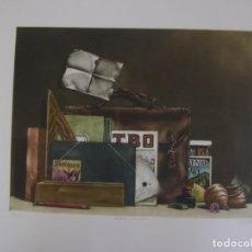 Arte: AQUEL CURSO. RAMIRO UNDABEYTIA. Lote 147010190