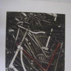 Arte: ESPERANDO A AQUEL VERANO II. RAMIRO UNDABEYTIA. Lote 149321590