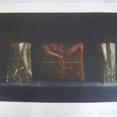 Arte: ESTUDIO 3. RAMIRO UNDABEYTIA. Lote 149321806
