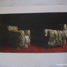 Arte: DIALOGO. RAMIRO UNDABEYTIA. Lote 149322058