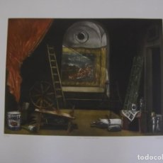 Arte: EN RESTAURACIÓN. RAMIRO UNDABEYTIA. Lote 149322682