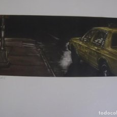 Arte: DOS TAXIS. RAMIRO UNDABEYTIA. Lote 149323218