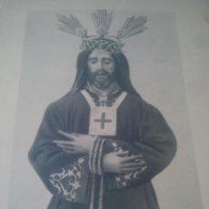 Arte: JESÚS NAZARENO RESCATADO - IMAGEN TRINITARIOS CÓRDOBA - ANTIGUO HUECOGRABADO - 37 X 27,5 CMS. Lote 156905882