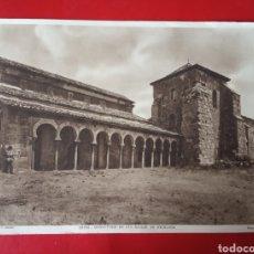 Arte: HUECOGRABADO MUMBRU BARCELONA - MONASTERIO DE SAN MIGUEL DE ESCALADA FOTO WINOCIO 23X17CM FOTOGRAFÍA. Lote 182060745