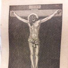 Arte: HUECOGRABADO ANTIGUO SIGLO XIX. Lote 187206505