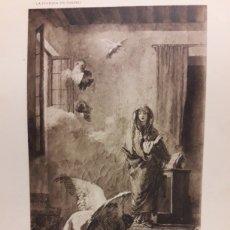 Arte: HUECOGRABADO DEL SIGLO XIX. Lote 187207191