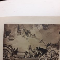 Arte: HUECOGRABADO ANTIGUO DEL SIGLO XIX. Lote 187207596
