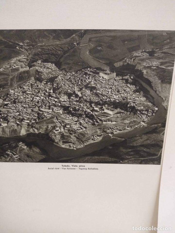 Arte: Lote 10 fotografias huecograbado de Toledo de Jose Ortiz Echague - Foto 2 - 198365331