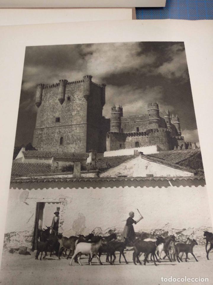 Arte: Lote 10 fotografias huecograbado de Toledo de Jose Ortiz Echague - Foto 4 - 198365331