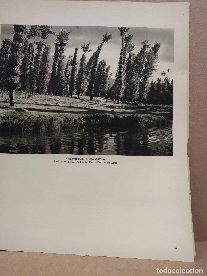 Arte: Lote 8 fotografias huecograbado de La Rioja de Jose Ortiz Echague - Foto 3 - 198387910