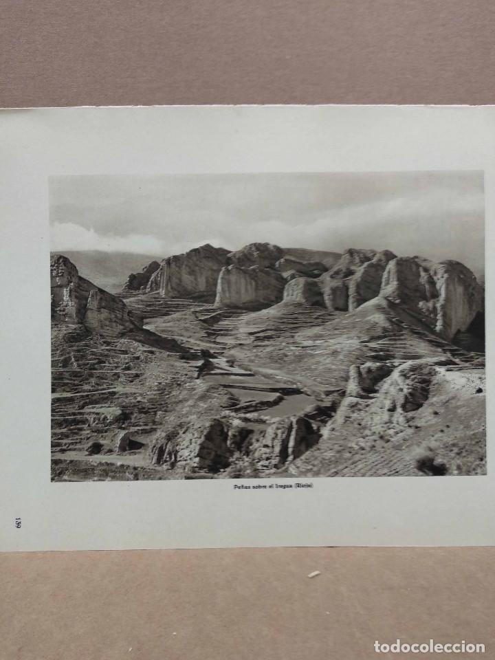 Arte: Lote 8 fotografias huecograbado de La Rioja de Jose Ortiz Echague - Foto 9 - 198387910