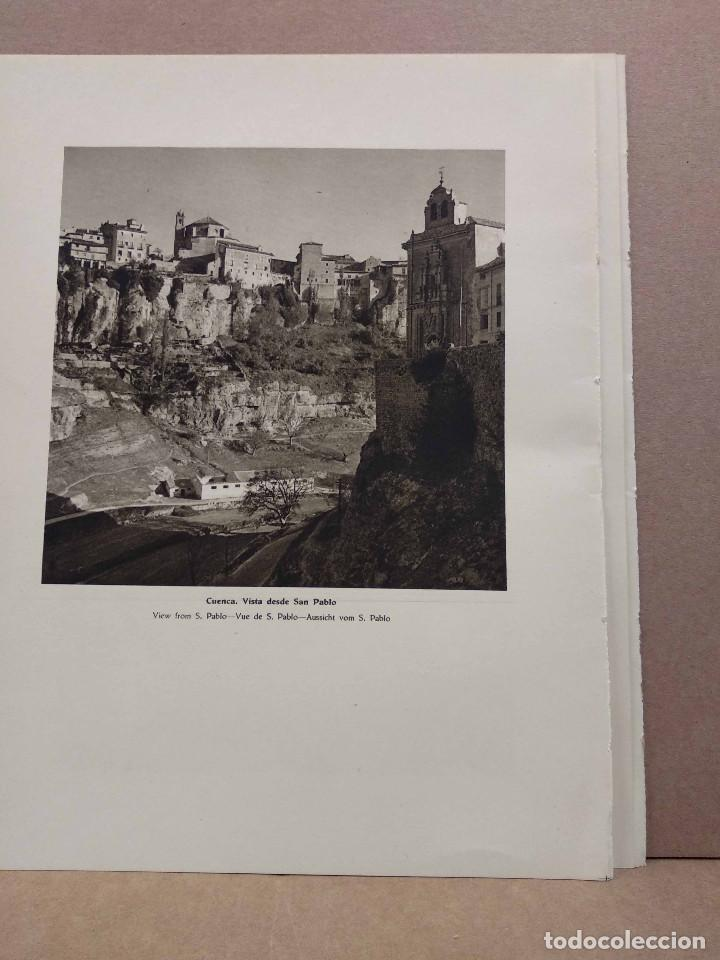 Arte: Lote 9 fotografias huecograbado de Cuenca de Jose Ortiz Echague - Foto 6 - 198387998