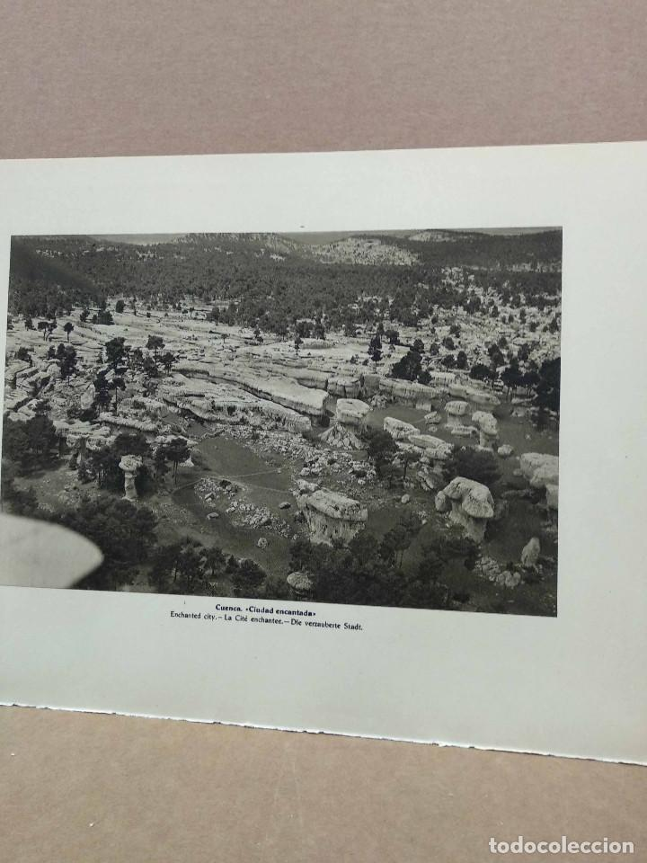 Arte: Lote 9 fotografias huecograbado de Cuenca de Jose Ortiz Echague - Foto 10 - 198387998