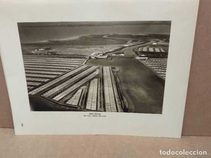 Arte: Lote 7 fotografias huecograbado de Cadiz de Jose Ortiz Echague - Foto 4 - 198468171