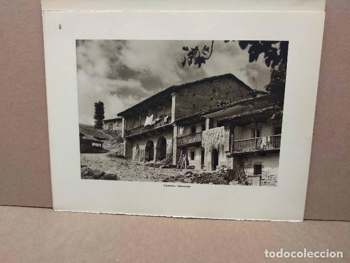 Arte: Lote 7 fotografias huecograbado de Santander de Jose Ortiz Echague - Foto 2 - 198471720