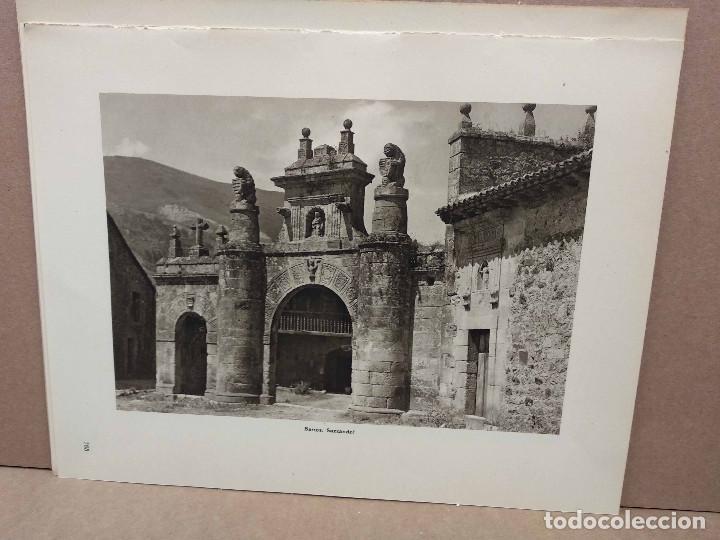 Arte: Lote 7 fotografias huecograbado de Santander de Jose Ortiz Echague - Foto 3 - 198471720