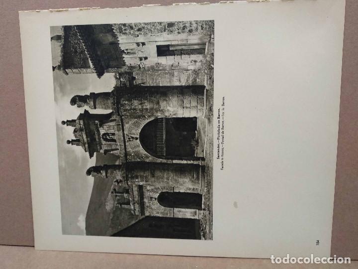 Arte: Lote 7 fotografias huecograbado de Santander de Jose Ortiz Echague - Foto 8 - 198471720