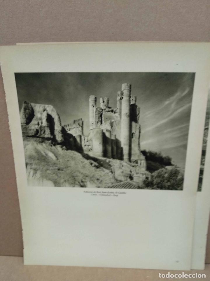 Arte: Lote 5 fotografias huecograbado de Leon de Jose Ortiz Echague - Foto 4 - 198471937