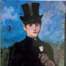 Arte: LOTE DE LAMINAS DEL MUSEO THYSSEN EN SU CARTERA. Lote 198935285